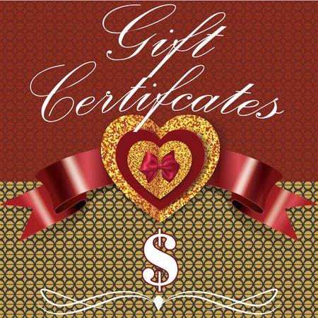 Valentines Day Gift Certificate EXIGE MEDI SPA