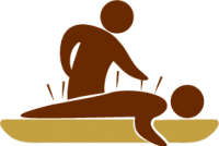 acupuncture treatment icon
